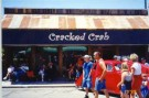 In Front of Cracked Crab